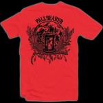 PALLBEARER – Hourglass T-Shirt (2-sided Print)